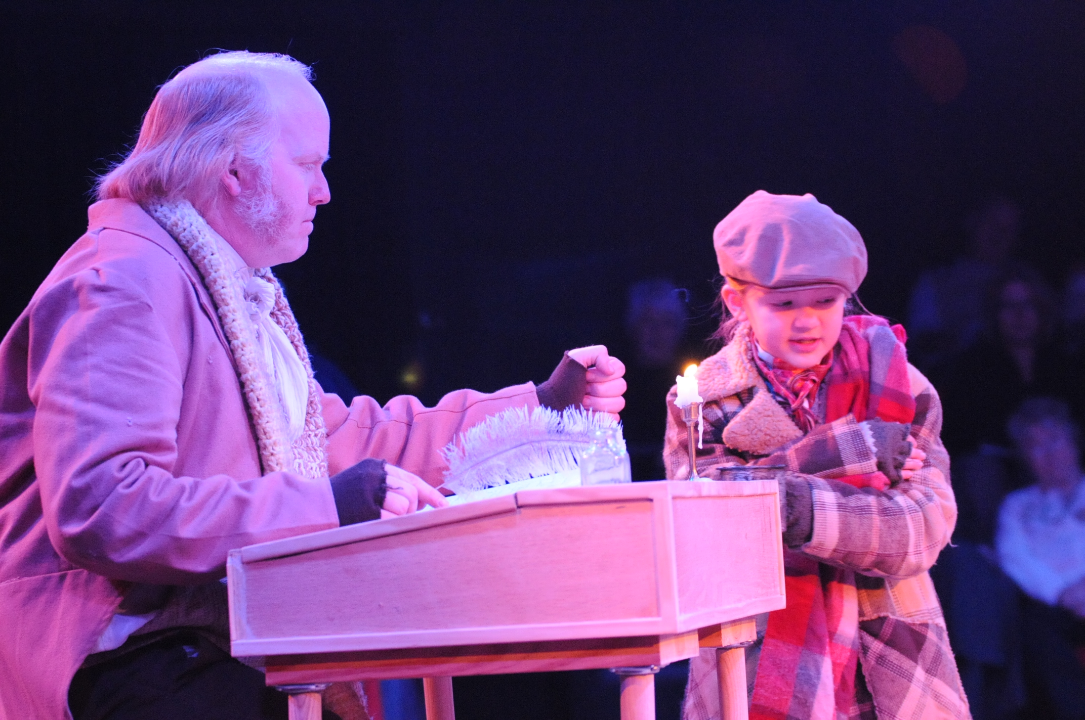 a review of a christmas carol in the production of casper college Dallas summer musicals is the preeminent nonprofit presenter of the best of broadway in dfw and north texas  love never dies is a dazzling new production,.