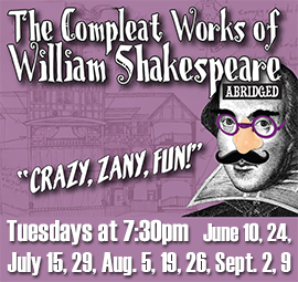 The Compleat Works of William Shakespeare (abr)