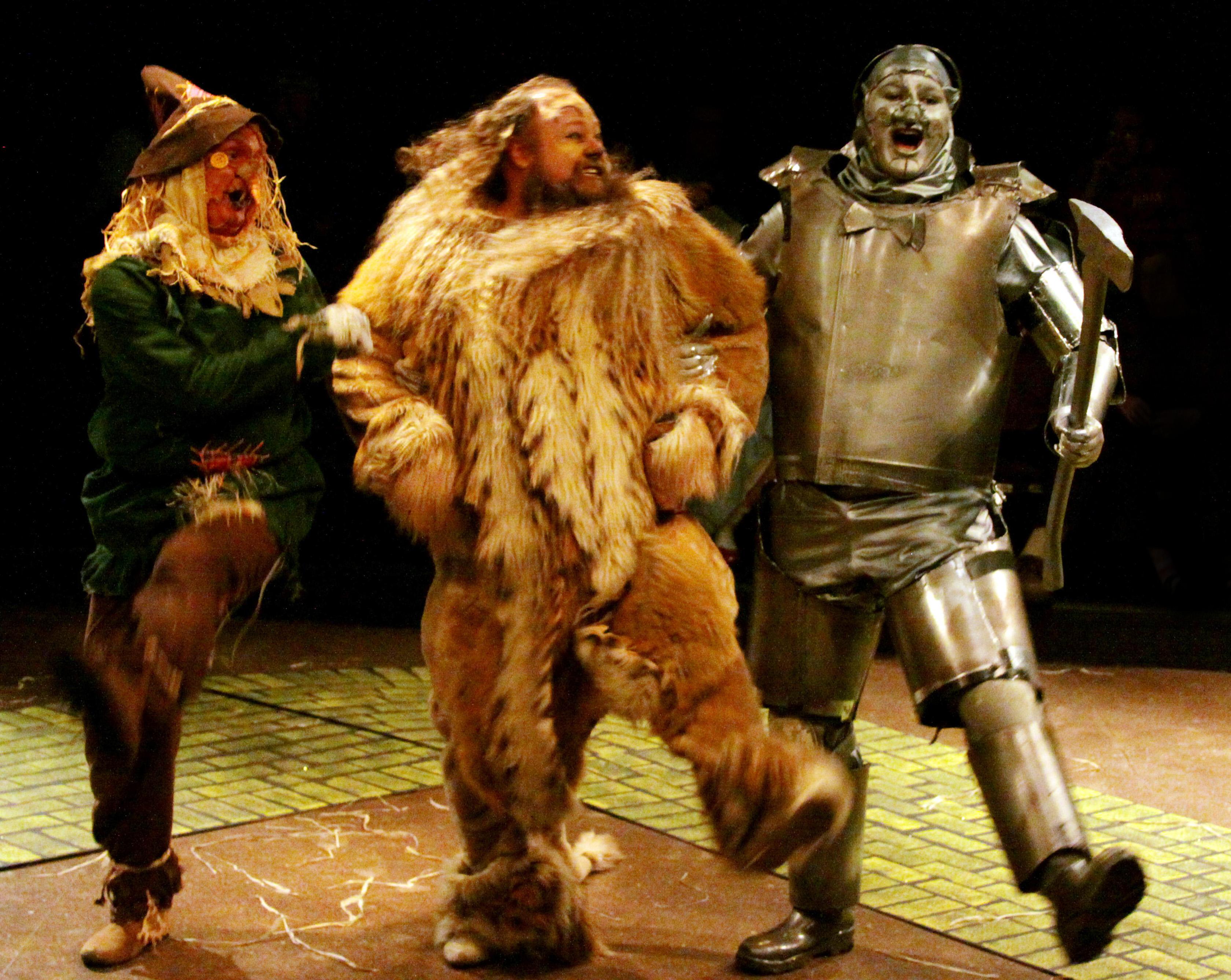 Plaza Theatre Company - The Wizard of Oz