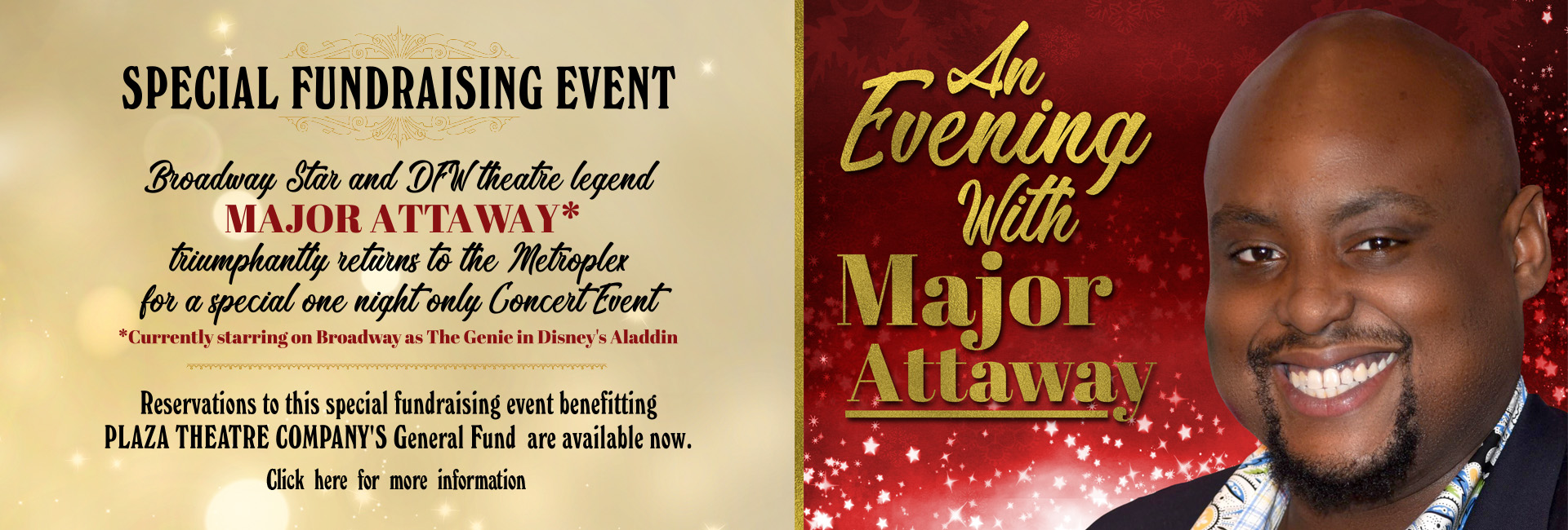 An Evening With Major Attaway