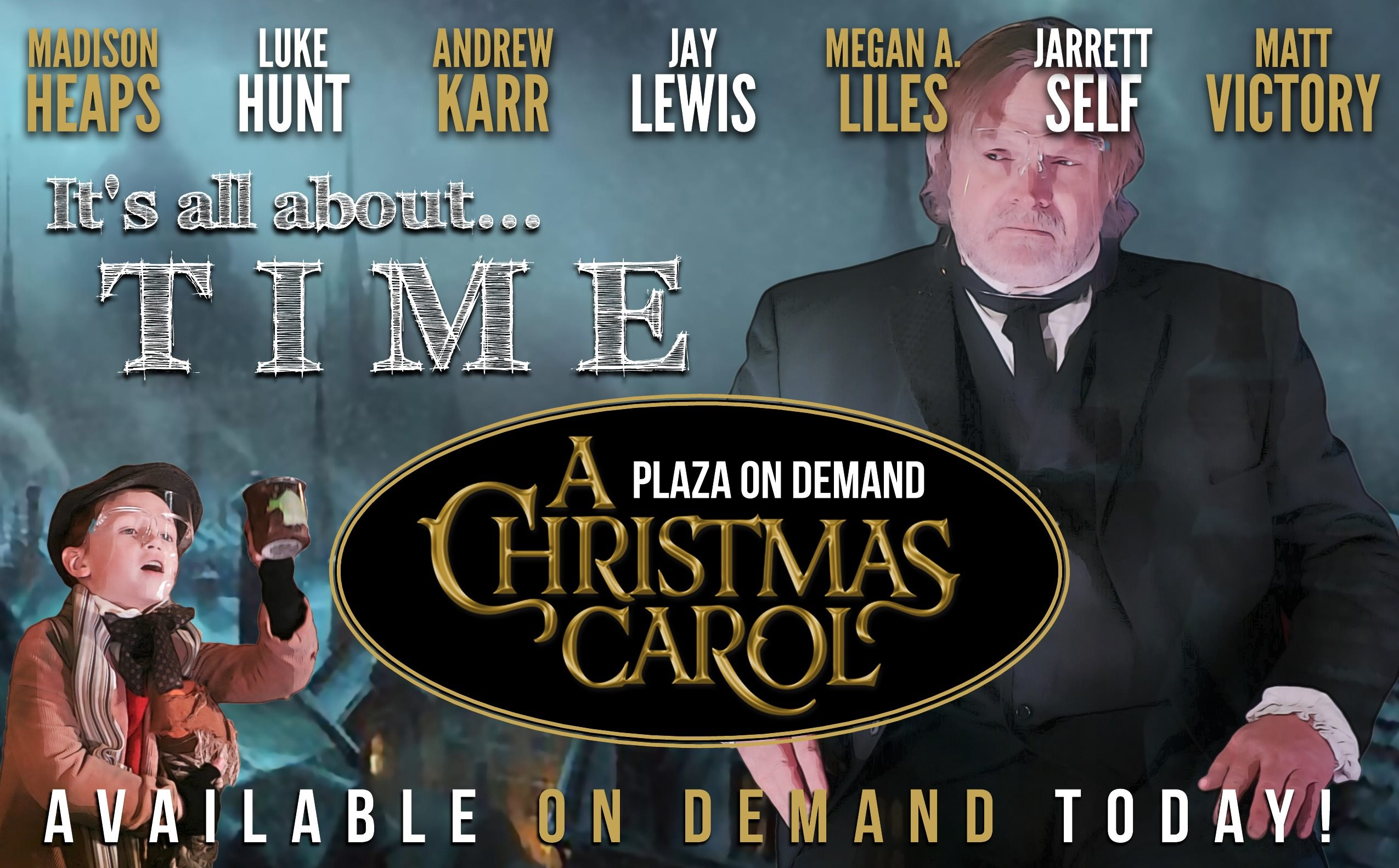 A Christmas Carol - Plaza On Demand